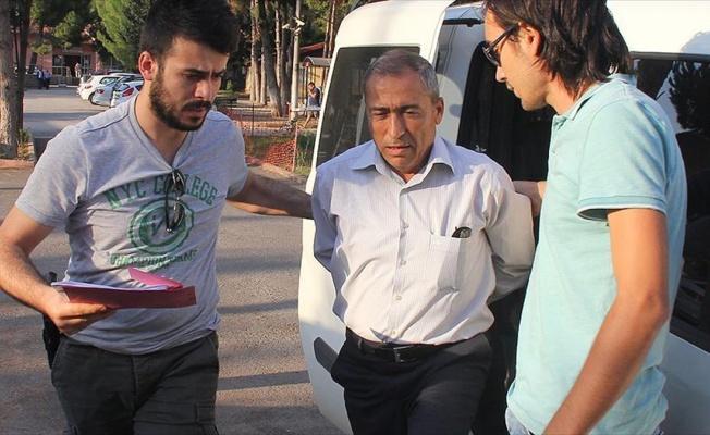 Eski Mersin İl Emniyet Müdürü Arif Öksüz adliyeye sevk edildi