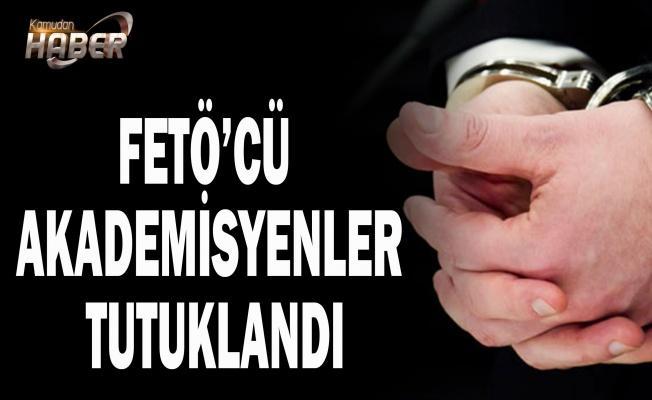 FETÖ kapsamında 8 akademik personel tutuklandı