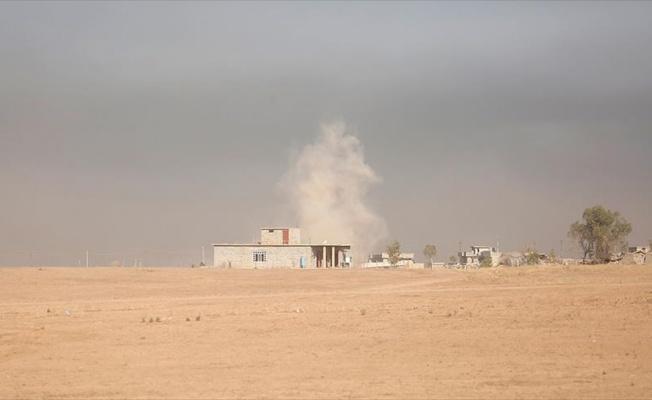 Havice'de saldırı hazırlığındaki 11 DEAŞ militanı öldü