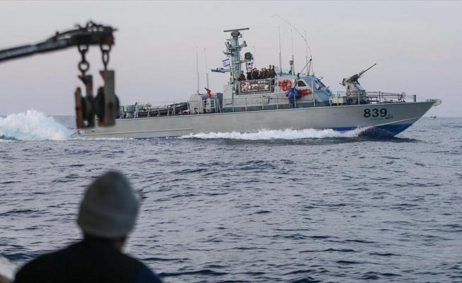 İsrail güçleri 6 Filistinli balıkçıyı gözaltına aldı