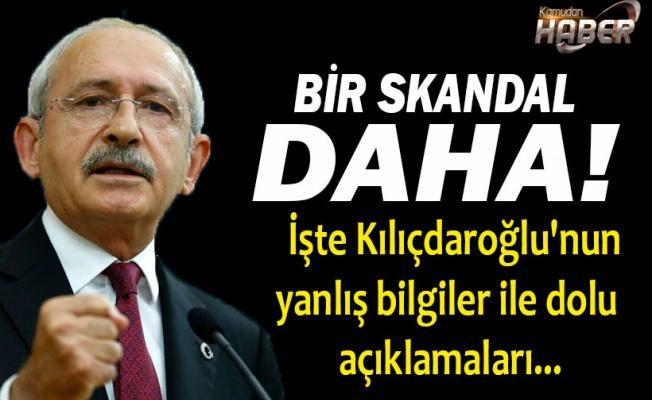 Kılıçdaroğlu'dan Yeni Bir skandal daha !