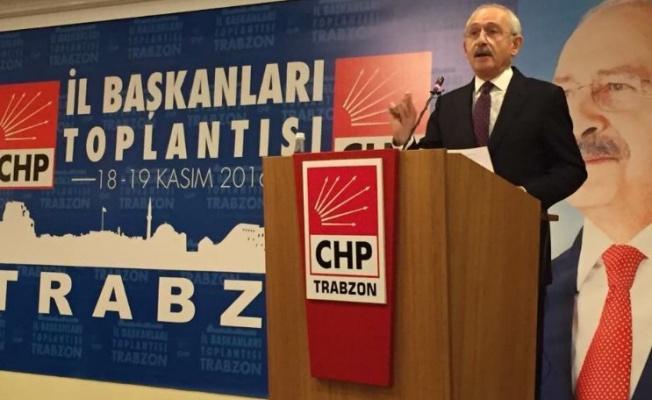 Kılıçdaroğlu parti örgütünü bu konuda uyardı