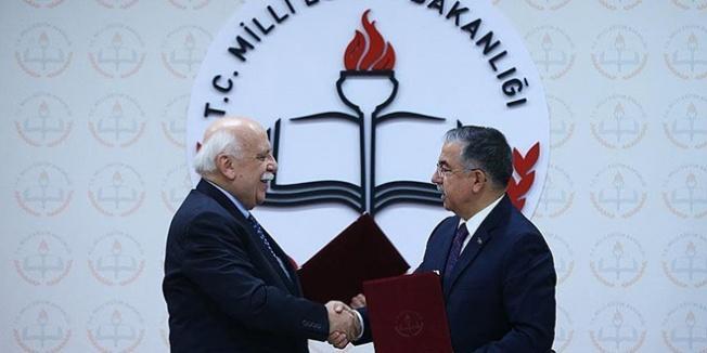 MEB-Kültür ve Turizm Bakanlığı iş birliği protokolü