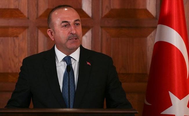 Çavuşoğlu, ABD başkanlığına seçilen Trump'ı tebrik etti