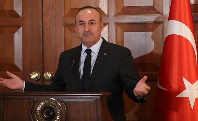 Dışişleri Bakanı Çavuşoğlu: Schulz önce AP'deki PKK faaliyetlerini durdursun