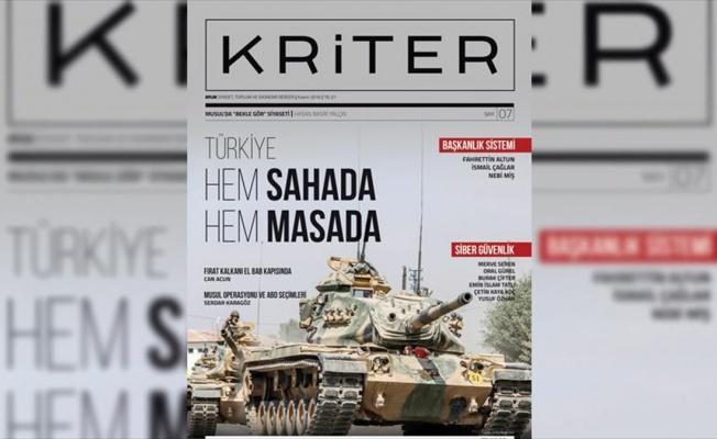 'Türkiye hem sahada hem masada Musul oyununu bozdu'