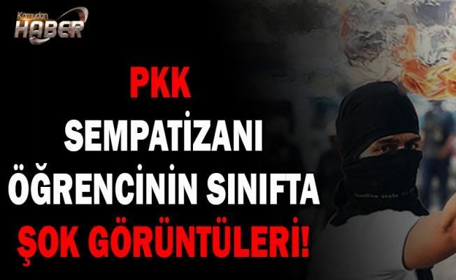 AYDIN'DA  OKULLARDA TERÖR ÖRGÜTÜ EĞİTİMİ !