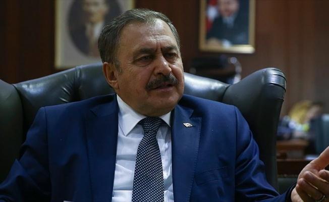 Bakan Eroğlu'dan 'su ve gıda' güvenliği çağrısı