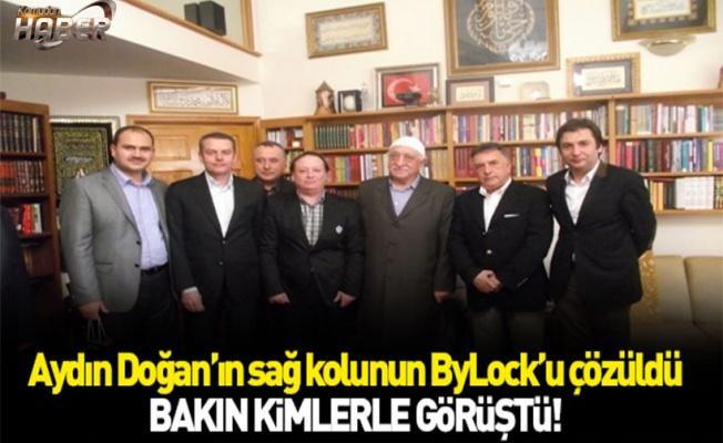 Barbaros Muratoğlu'nun FETÖ ile telefon trafiği