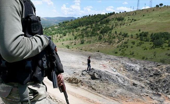 Bir haftada 11 PKK'lı terörist etkisiz hale getirildi