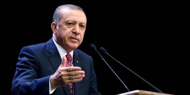 Erdoğan: Ben bunları söyleyince rahatsız oluyorlar
