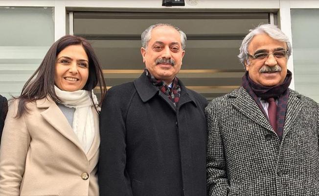 HDP Diyarbakır Milletvekili Erdoğmuş serbest bırakıldı