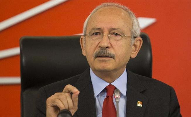 Kılıçdaroğlu kurmaylarıyla anayasa değişikliği teklifini görüştü