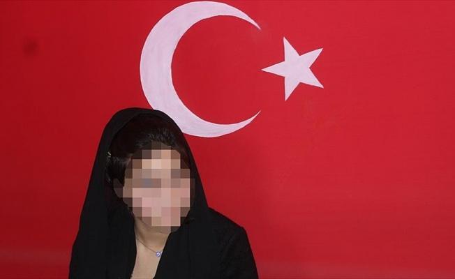 PKK'nın kaçırdığı kız çocuğu yaşadıklarını anlattı