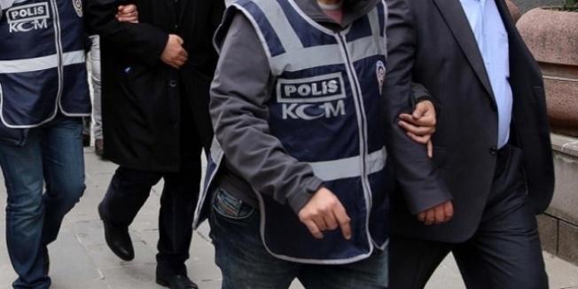 Trabzon'da FETÖ'den polis ve öğretmen ile 4 kişi tutuklandı