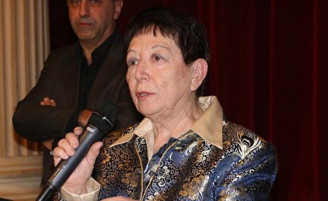 Yazar Oya Baydar'a Fransa'da edebiyat ödülü