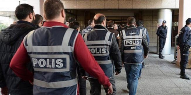 7 ilde, avukat, öğretmen ve mühendislerin olduğu 11 kişi tutuklandı
