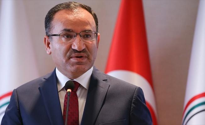 Adalet Bakanı Bozdağ: Mütekabiliyet ilkesi neyi gerektiriyorsa uygulayacağız