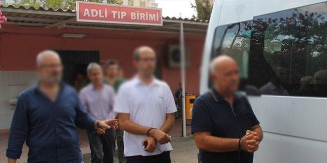 Aksaray'da ByLock kullanan emniyet mesubu 16 kişi gözaltına alındı