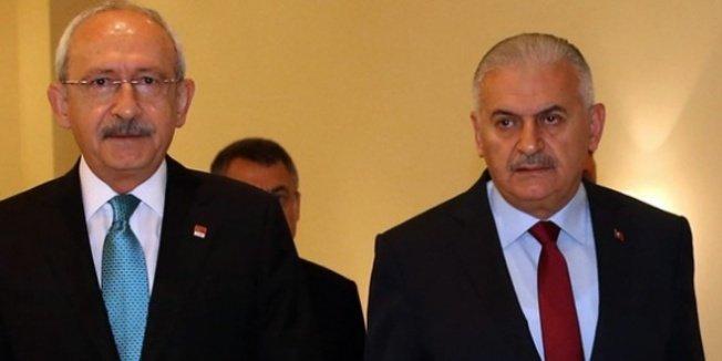 Başbakan'dan Kılıcdaroğlu'na suikast uyarısı