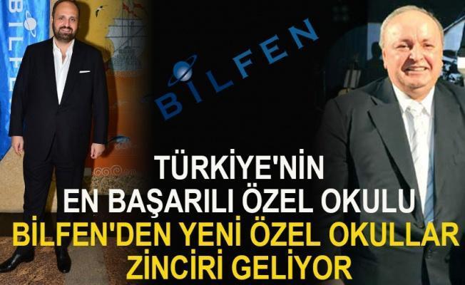 BİLFEN'DEN YENİ OKUL ZİNCİRİ GELİYOR