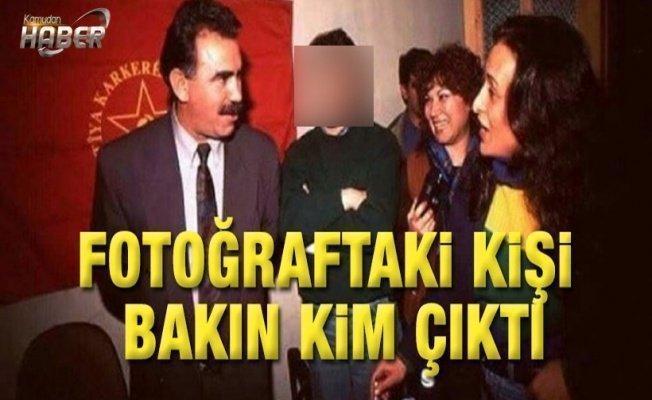Can Dündar'ın Öcalan'la bir araya geldiği an