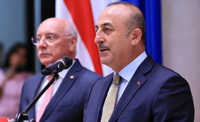 Dışişleri Bakanı Çavuşoğlu: FETÖ'den her yerde hesap sormaya devam edeceğiz