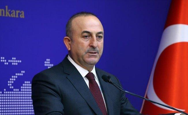 Dışişleri Bakanı Çavuşoğlu'ndan ABD'ye tepki