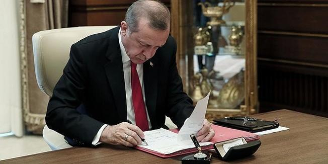 Erdoğan, 'Emekli Sandığı Kanunu'nu onayladı