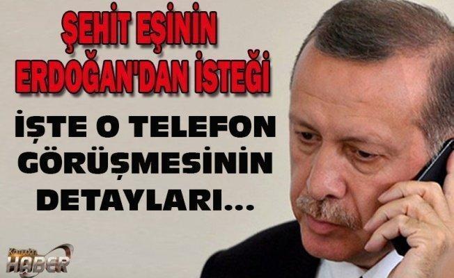 Fethi Sekin'in eşi Cumhurbaşkanı Erdoğan'dan ne talep etti?