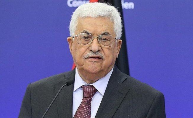 Filistin Devlet Başkanı Abbas, İsraillilerle görüştü