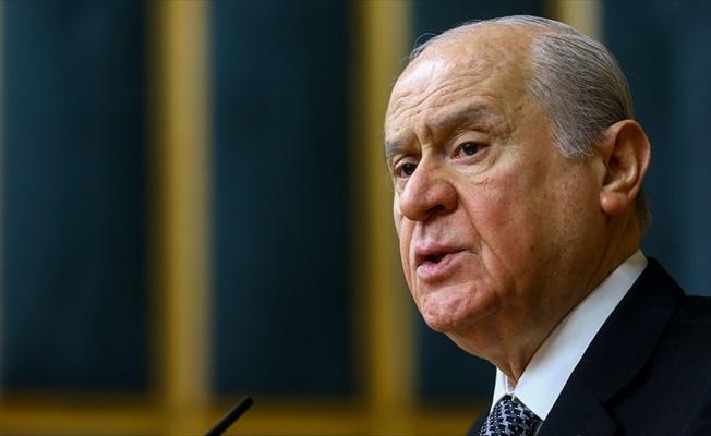 MHP Genel Başkanı Bahçeli: Türklüğün bekası için 'Evet' diyoruz