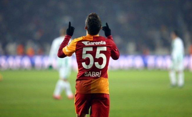 Sabri 5 yıl sonra ligde gol sevinci yaşadı