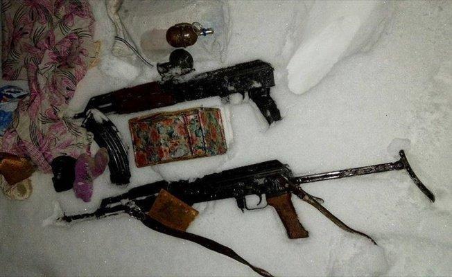 Saldırı hazırlığı yapan PKK'lı terörist yakalandı