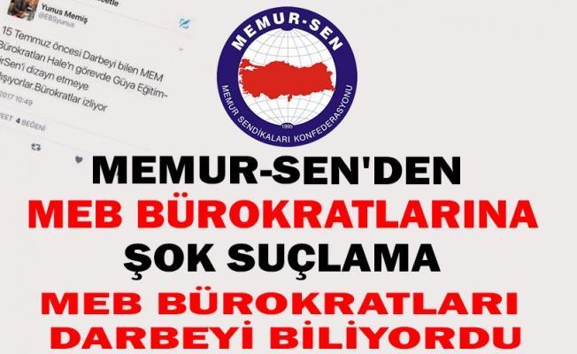 15 Temmuz Öncesi Darbeyi Bilen MEB Bürokratları Kimler ?