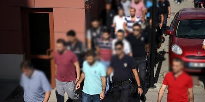 16 ilde FETÖ operasyonu: 9 emniyet personeli daha gözaltında