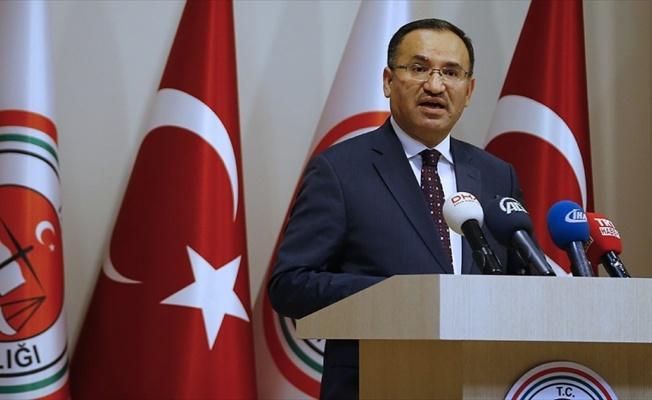Adalet Bakanı Bekir Bozdağ: Yasamanın yürütme karşısında tam bağımsızlığı sağlanmakta