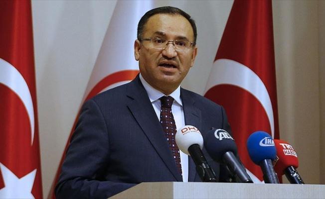 Adalet Bakanı Bozdağ: FETÖ'nün darbe girişimine ilişkin bin 360 dava açıldı