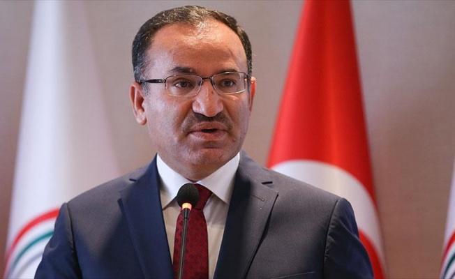 Adalet Bakanı Bozdağ: Türk halkı, hükümeti doğrudan seçip seçmeyeceğine karar verecek