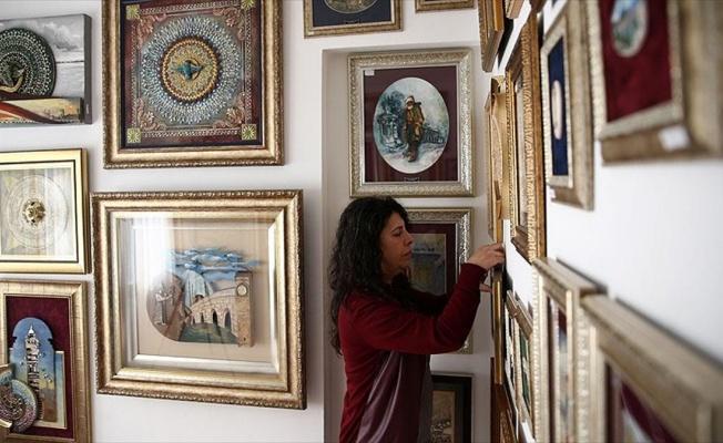 Adana'nın tarihini sanatla işlediler