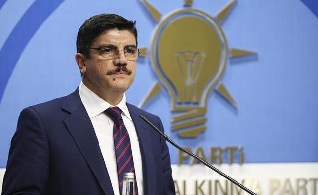 AK Parti  Sözcüsü Aktay: Kabine değişikliği gündemde yok