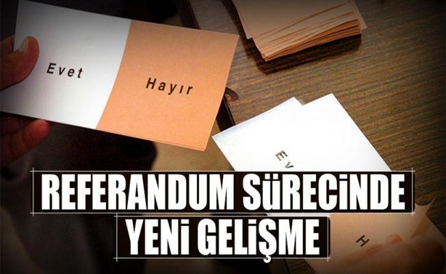Anayasa Değişikliği Kanunu Resmi Gazete'de!
