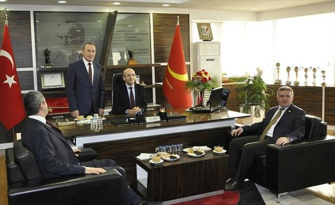 Başbakan Yardımcısı Şimşek: Bu sistemle vesayet kurumuna külliyen son vereceğiz