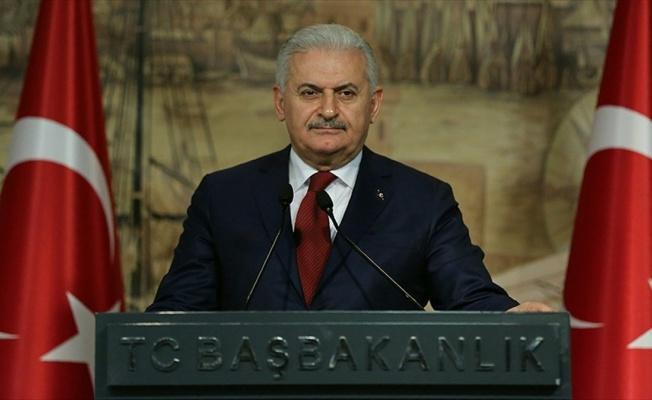 Başbakan Yıldırım: Kıbrıs'ta güvenlik ve garantilikler Türkiye için vazgeçilmezdir