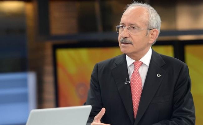 CHP Genel Başkanı Kılıçdaroğlu: Referandumda ben sandığa gitmem demeyin