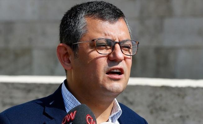 CHP Grup Başkanvekili Özel: 'Bu defa korkanlar kaybedecek'