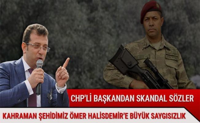 CHP'li Beylikdüzü Belediye Başkanı'ndan skandal sözler