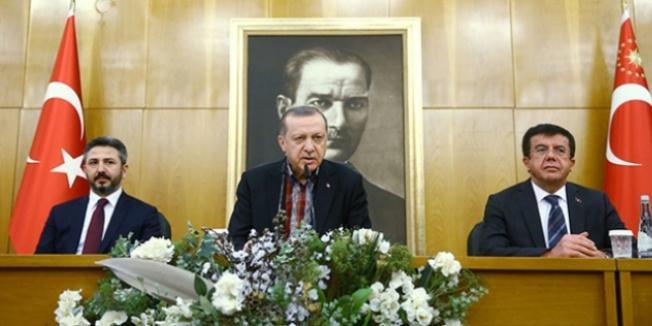 Erdoğan: El-Bab dört bir yandan kuşatılmış vaziyette