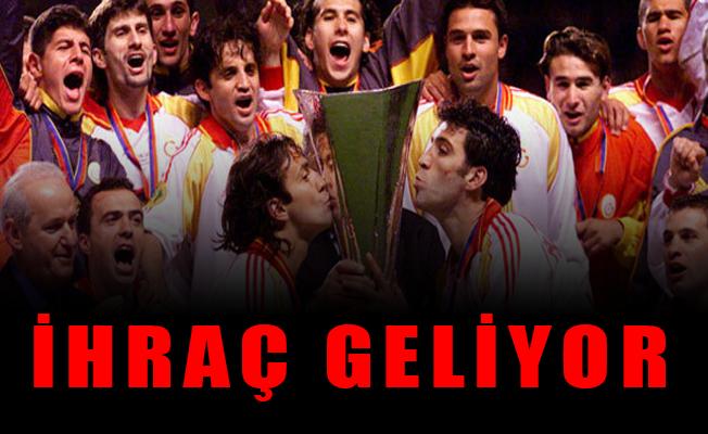 Galatasaray'da FETÖ Temizliği