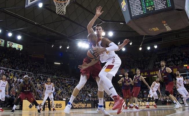 Galatasaray potada Barcelona'yı yendi